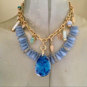 Stella Dot Sample Charm Necklace New